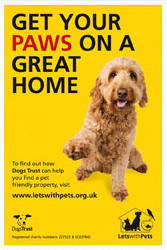 The Dogs Trust - Rescue your dog
